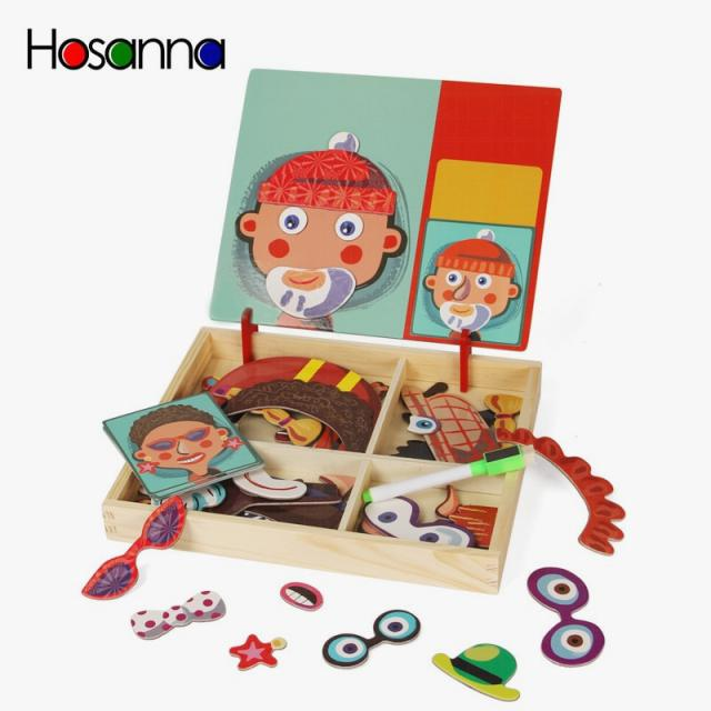 magnetic puzzle|puzzle gamekids educational toys